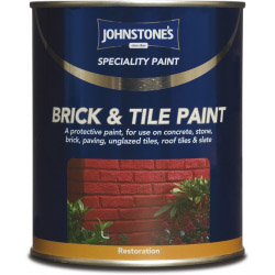 Johnstone's Brick & Tile Matt Paint