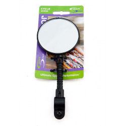 Sport Direct Mirror with Rear Reflector
