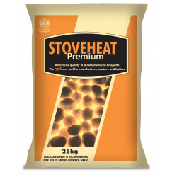 CPL Stoveheat Premium Smokeless Fuel