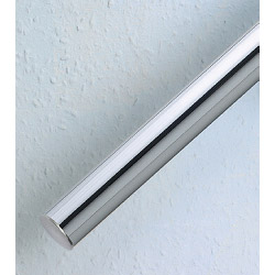 Rothley Handrail System - Pre Packed Rail - Steel Tube - Chrome Plated