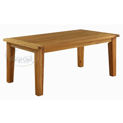 Besp-Oak Extending Dining Table