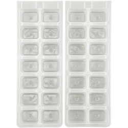 Chef Aid Ice Cube Trays (Set of 2)
