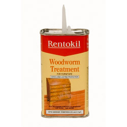 Rentokil Woodworm Treatment