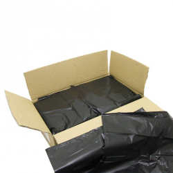 Black Heavy Duty Refuse Bags