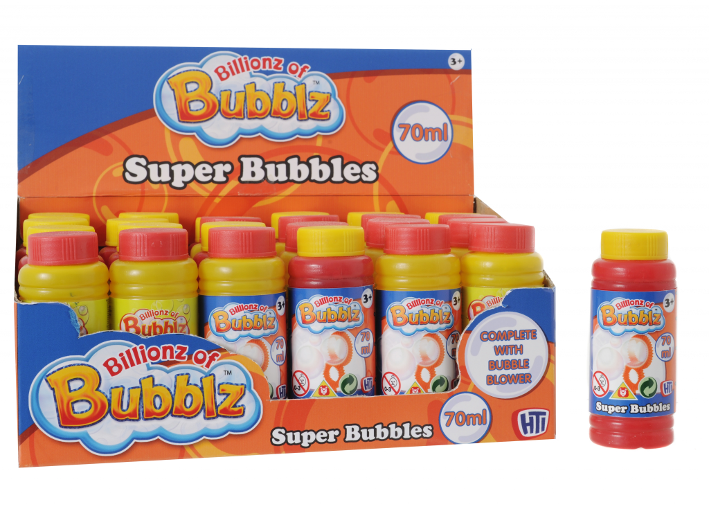 Dubble Bubble Bubbles Bubbles - 70ml