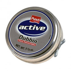 Punch Active Dubbin - Tin (50ml)