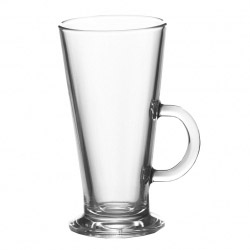 Ravenhead Latte Glass Mug 26cl