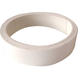 Select Iron-on Edging Strip White - 19mm