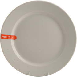 Rayware Milan Dinner Plate - White