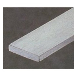 Stormguard Aluminium Angle Flat Bar - 2438mm (Barcoded) - 19 x 3 BC