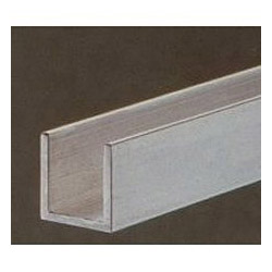 Stormguard Aluminium Angle Channel - 2438mm - 15 x 15 BC