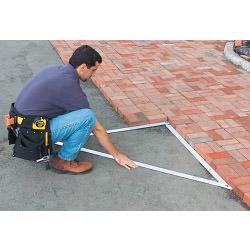 Stanley Folding Builders Square - Length: 172cm x Width: 122cm