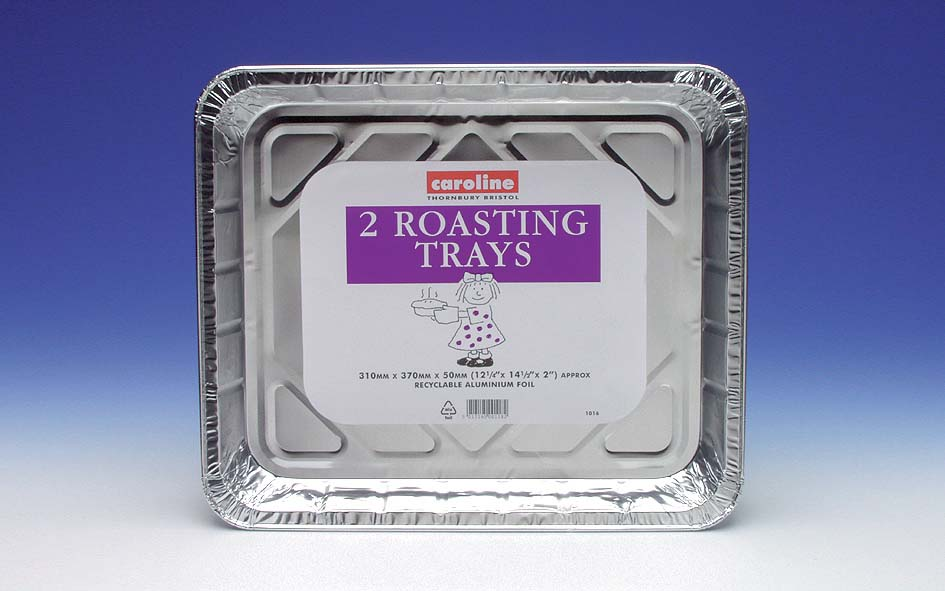 Caroline Oven Roasting Tray - 2 Pack