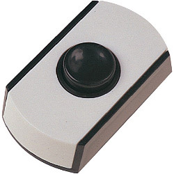 Dencon Bell Push (low voltage) Pre-Packed