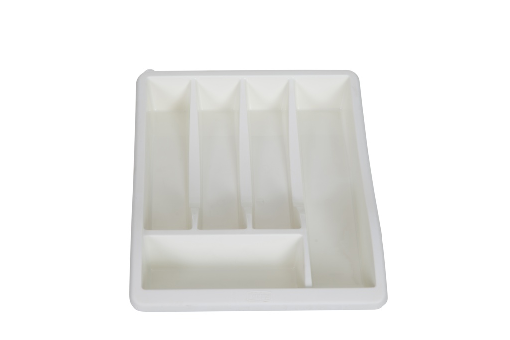 Whitefurze Cutlery Tray - Cream