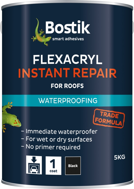 Bostik Flexacryl - 5kg Grey