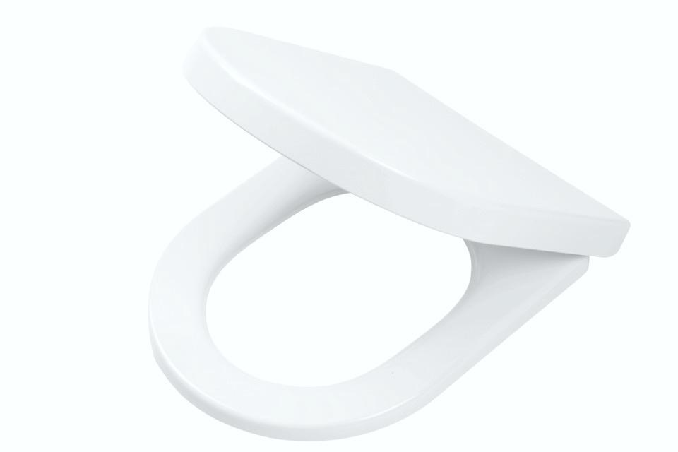 SP Curve Soft Close Toilet Seat