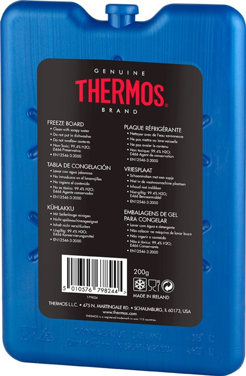 Thermos Freeze Board - 200g