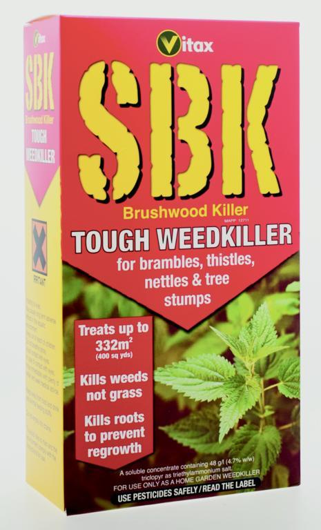 vitax sbk brushwood killer stax trade centres. Black Bedroom Furniture Sets. Home Design Ideas