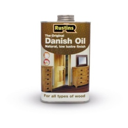 Rustins Danish Oil - 2.5L