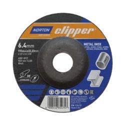 Norton Clipper Metal Grinding Disc