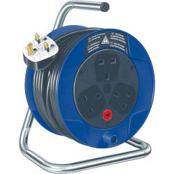 Brennenstuhl Compact Cable Reel - AK 180 - 15m