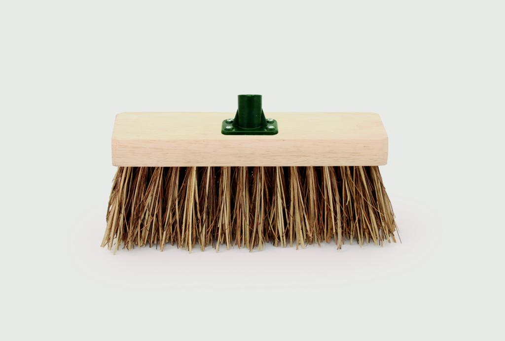 Bentley Black Yard Brush - 13""