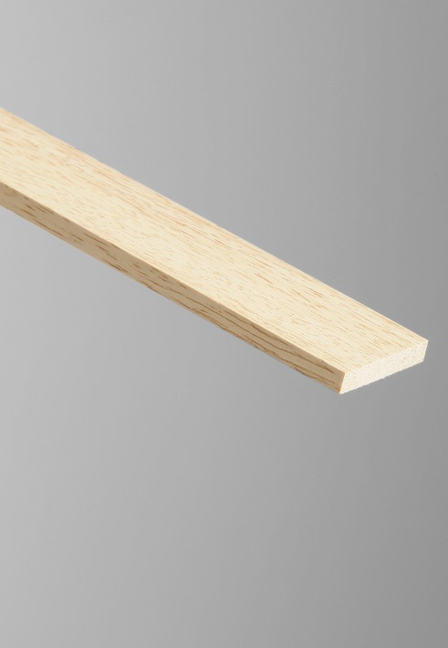 Cheshire Mouldings Light Hardwood PSE - 6 x 34mm x 2.4m