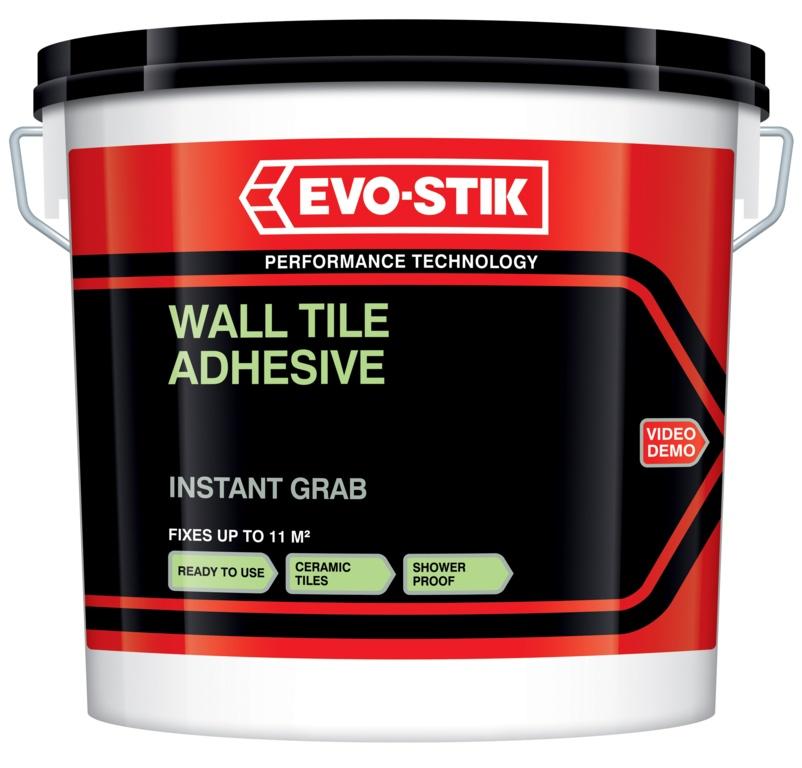 Evo-Stik Non Slip Tile Adhesive - 2.5L