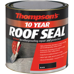 Thompson's 10 Year Roof Seal - 1L Black