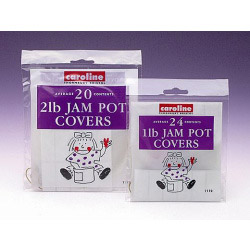 Caroline Jam Pot Covers (24) - 1lb