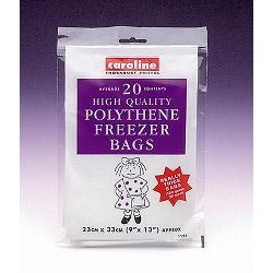 """Caroline Freezer Bags (20) - 9"""" x 13"""" (23 x 33cm)"""