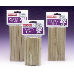 "Caroline Lolly Sticks - Pack 30 4 1/2"" (12cm)"