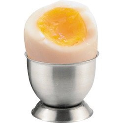 Zodiac Egg Cups (Footed) Stainless Steel - Set of 4