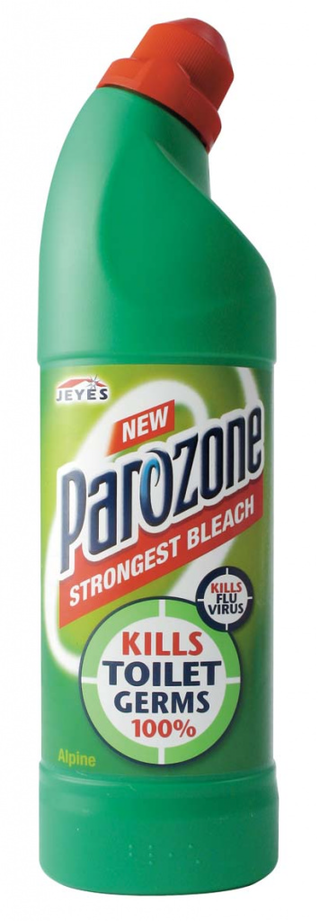 Parozone Strongest Bleach 750ml - Alpine