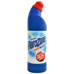 Parozone Strongest Bleach 750ml - Original
