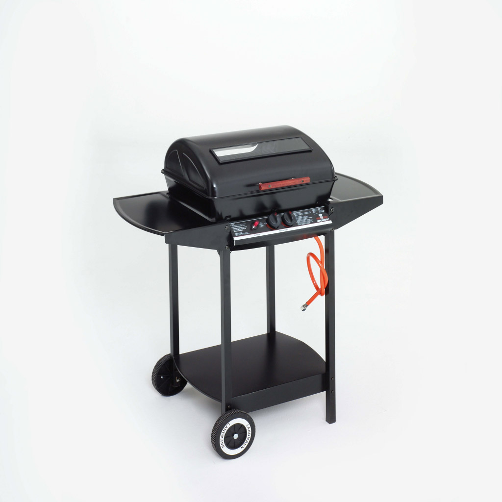 Grill Chef Gas Wagon Barbecue - 44 x 54cm