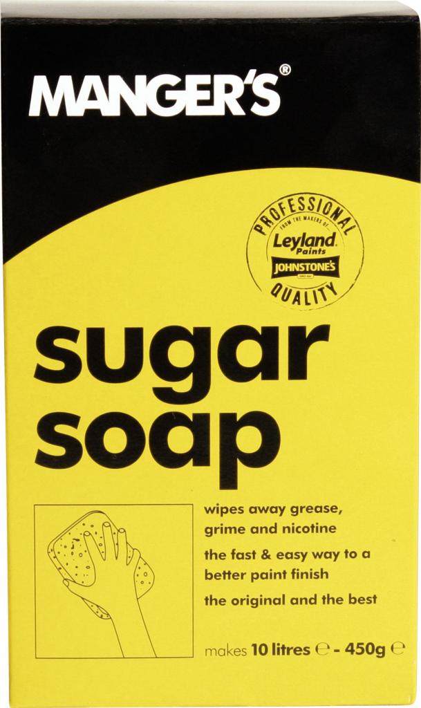 Mangers Sugar Soap Powder - 10L Mix