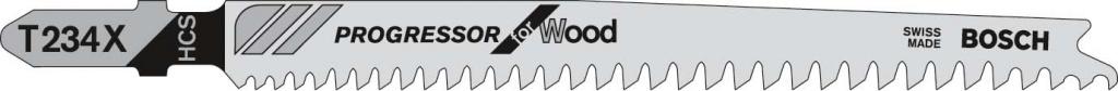 Bosch Progressor Wood 1 Lug T234X