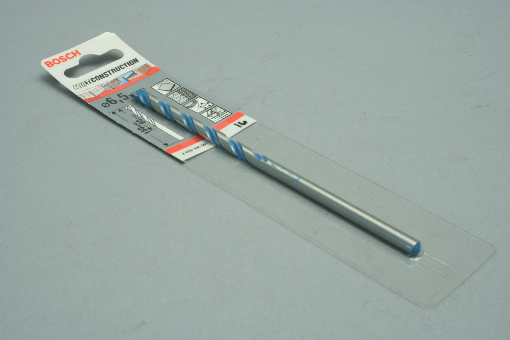 Bosch Multi Purpose Drill Bit - 6.5 X 150