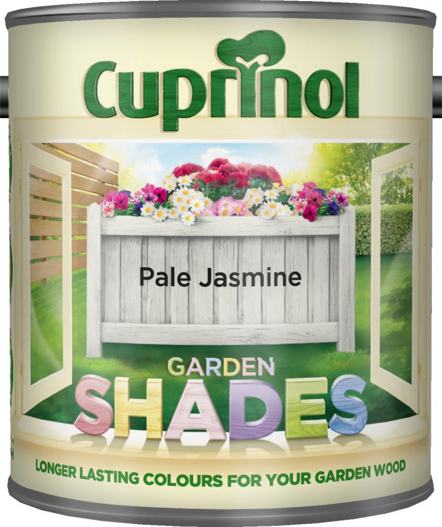 Cuprinol Garden Shades 1L - Pale Jasmine