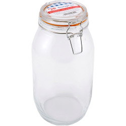 Tala Classic Airtight Lever Arm Storage Jar - 2100ml/4 1/2Lb