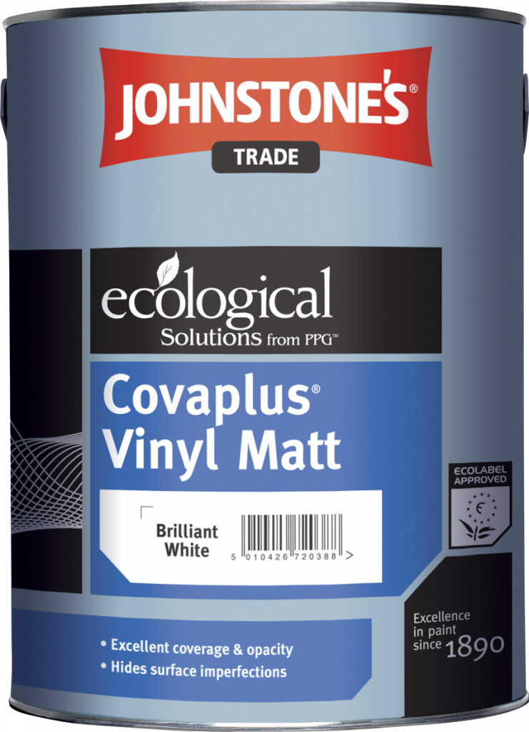 Johnstone's Trade Covaplus - 'L' 4.9L Mixer