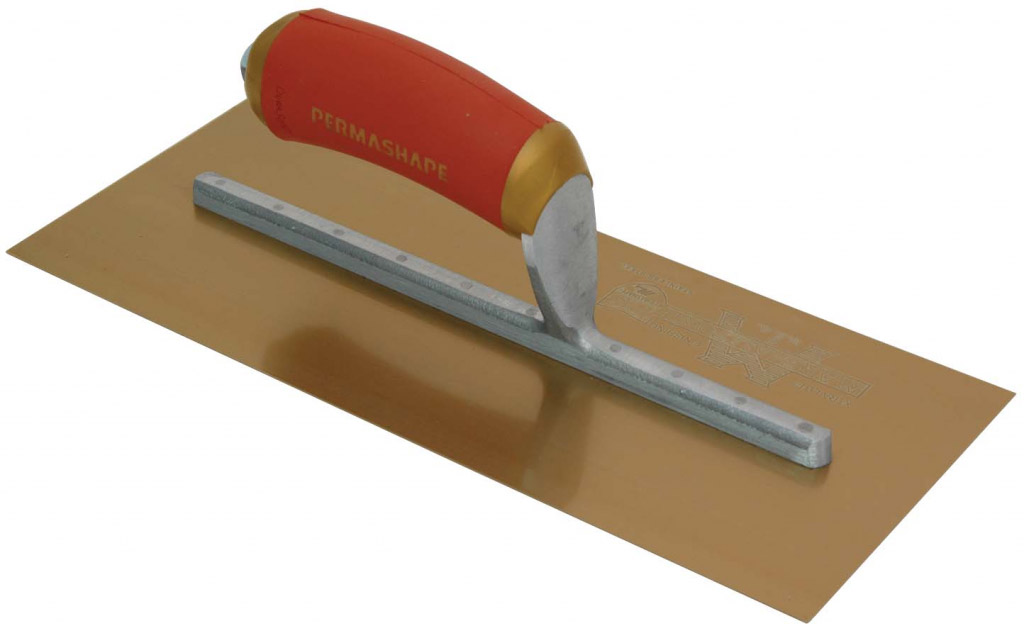 "Marshalltown Permashape Finishing Trowel - 16"" x 5"" (400 x 125mm)"