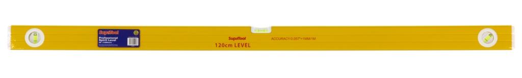 """SupaTool 48""""/120cm Spirit Levels - 48"""" (1200mm)"""