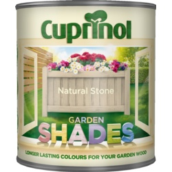 Cuprinol Garden Shades 1L Natural Stone