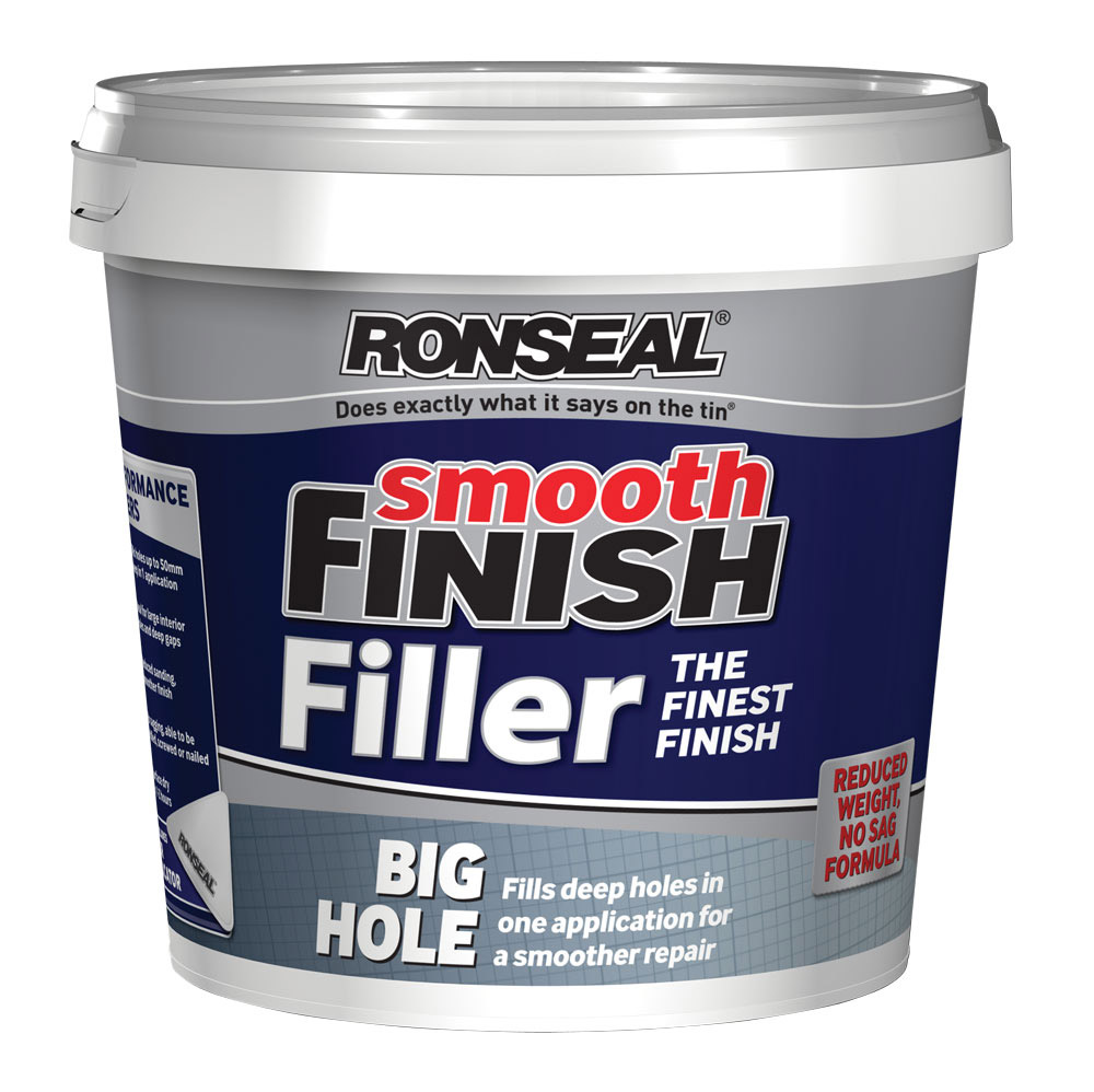 Ronseal Smooth Finish Filler - 1.2L