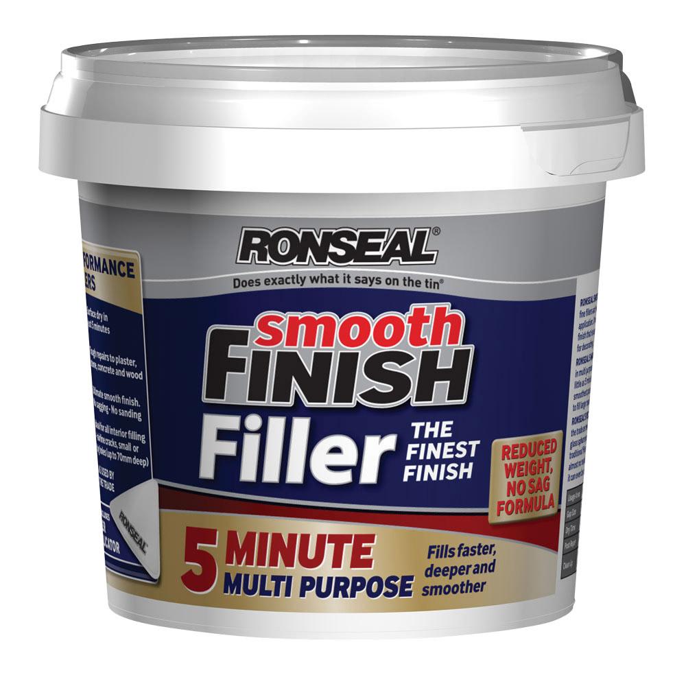 Ronseal 5 Minute Lightweight Filler - 290ml Tub