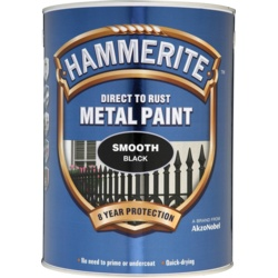 Hammerite Metal Paint Smooth 5L