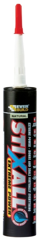 Everbuild StixAll 300ml - Brown